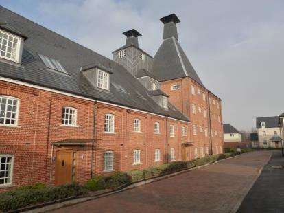 1 Bedroom Flat for sale in Brewery Lane, Romsey, Hampshire
