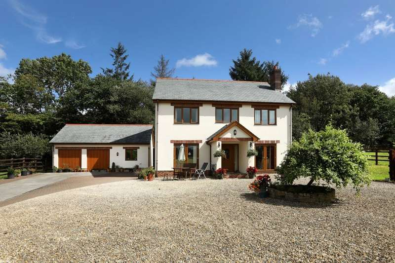 5 Bedrooms Equestrian Facility Character Property for sale in Rose Ash, South Molton, Devon, EX36