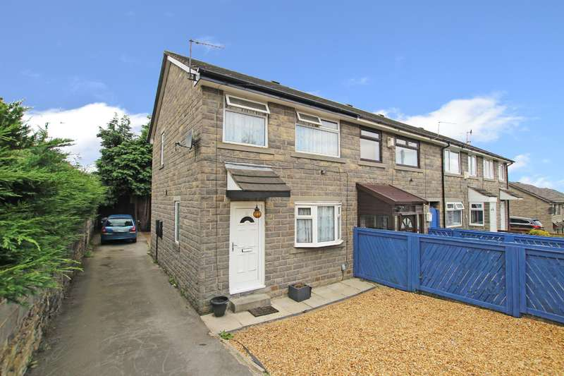 3 Bedrooms End Of Terrace House for sale in Irwell Street, Bradford, BD4 7EQ