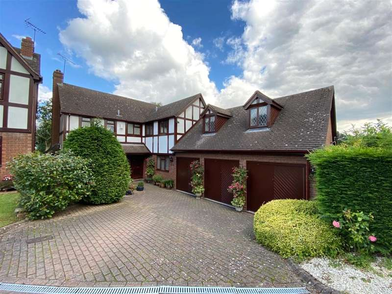 5 Bedrooms Detached House for sale in The Oaks, Knightlow Road, Harborne, B17 8QQ