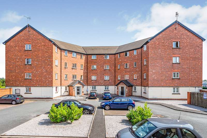 1 Bedroom Flat for sale in Thompson Court, 7 Giants Seat Grove, M27