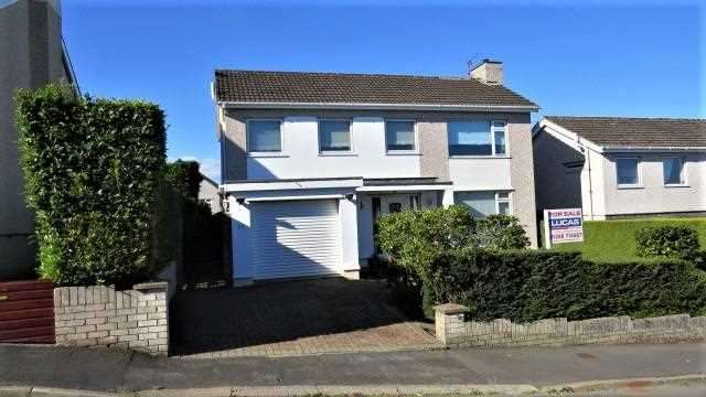 3 Bedrooms Detached House for sale in Y Wern, Llanfairpwll