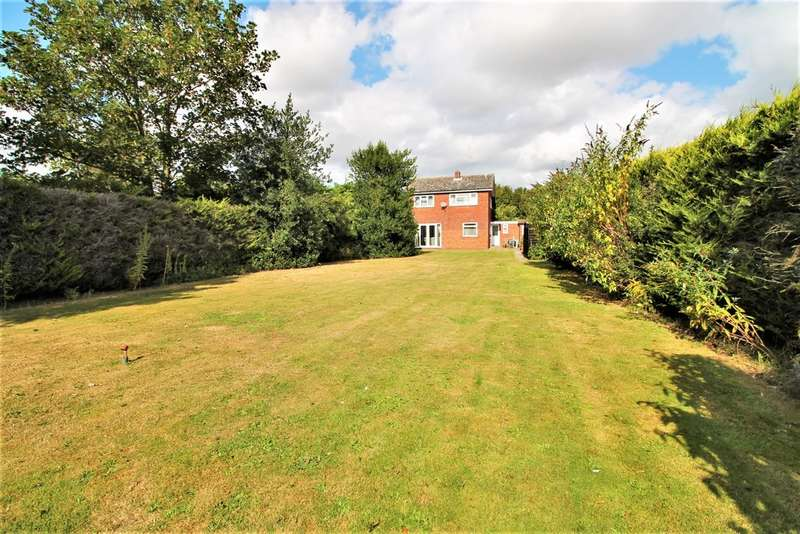 4 Bedrooms Detached House for sale in Kings Head Lane, North Lopham