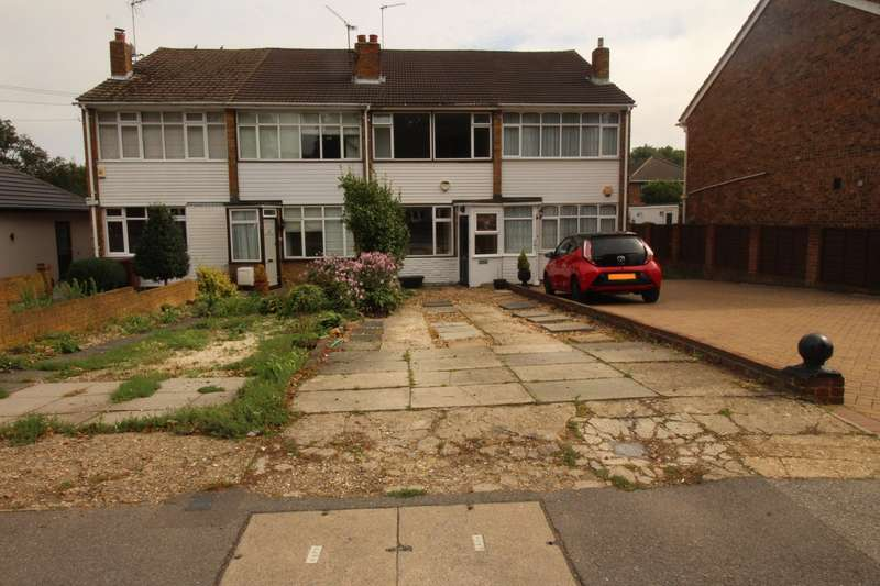 3 Bedrooms House for sale in Walderslade Road, Chatham, Kent, ME5