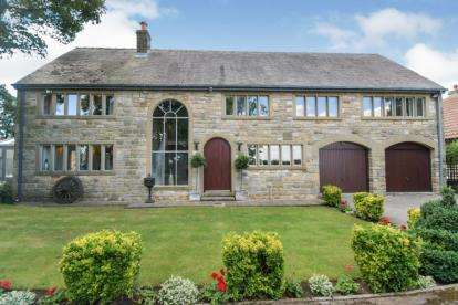 4 Bedrooms Detached House for sale in Todwick Court, Kiveton Lane, Kiveton Park, Sheffield