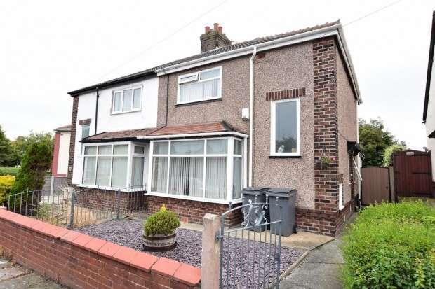 3 Bedrooms Semi Detached House for sale in Wembley Avenue, Blackpool, FY3