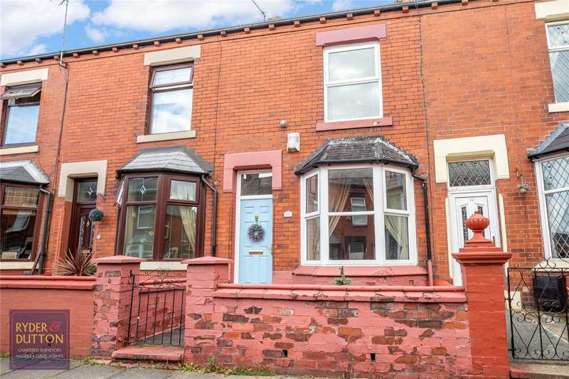 2 Bedrooms Terraced House for sale in Kenwood Road, Oldham, Greater Manchester, OL1