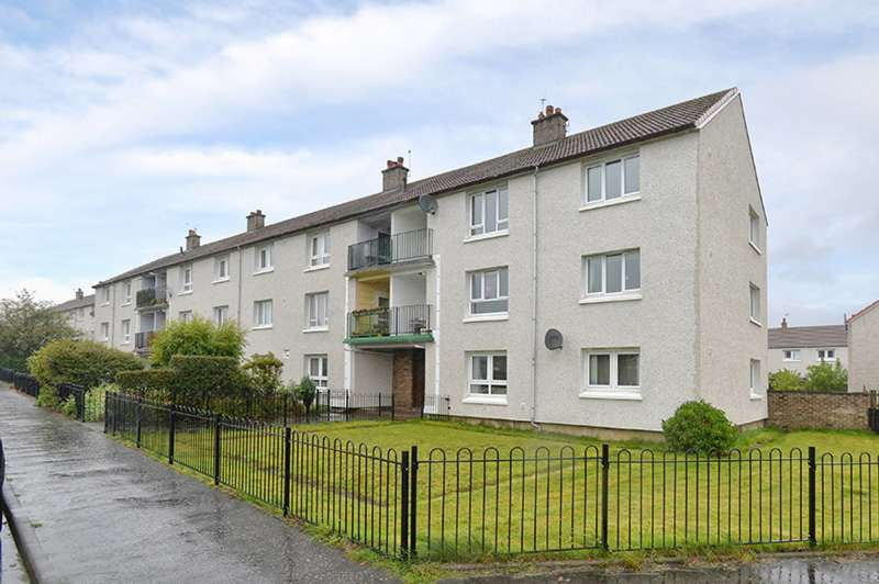 2 Bedrooms Flat for sale in Fair Isle Road, Kirkcaldy, Fife, KY2 6EF