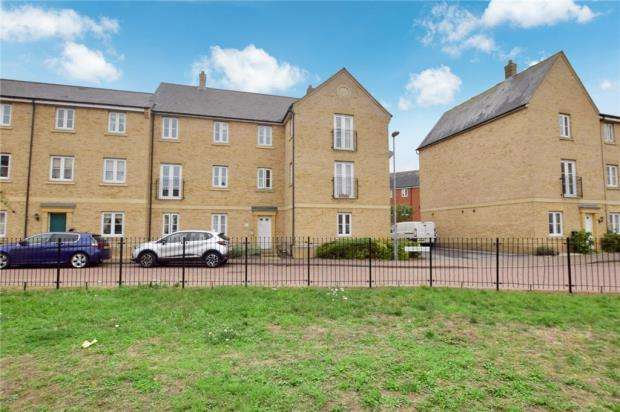 2 Bedrooms Apartment Flat for sale in Chapman Place, Colchester, Essex