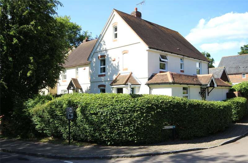 4 Bedrooms Semi Detached House for sale in Maltbys, Selborne, Alton, Hampshire, GU34