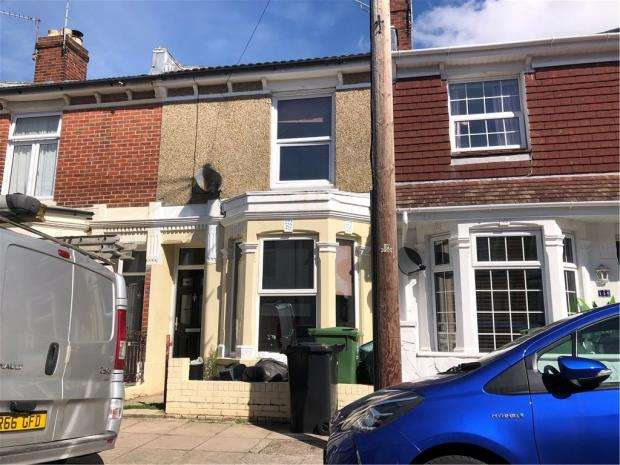 4 Bedrooms Terraced House for sale in Westfield Road, Southsea, Hampshire