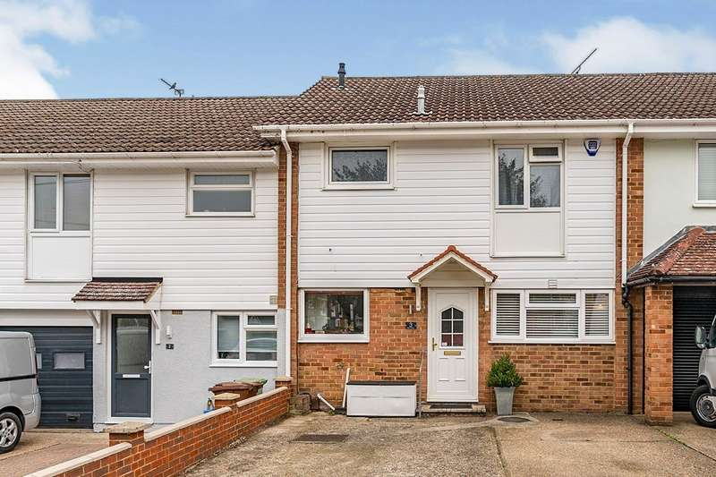3 Bedrooms House for sale in Fane Way, Rainham, Kent, ME8