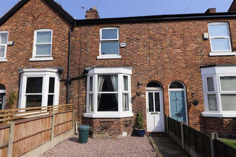 2 Bedrooms Terraced House for sale in Acres Road, Chorlton Green, Manchester, M21