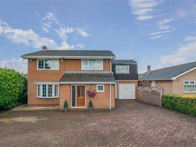 4 Bedrooms Detached House for sale in Worry Goose Lane, Whiston, Rotherham