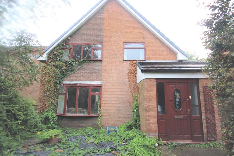 3 Bedrooms Detached House for sale in Schofield Street, Leigh, WN7 4HT
