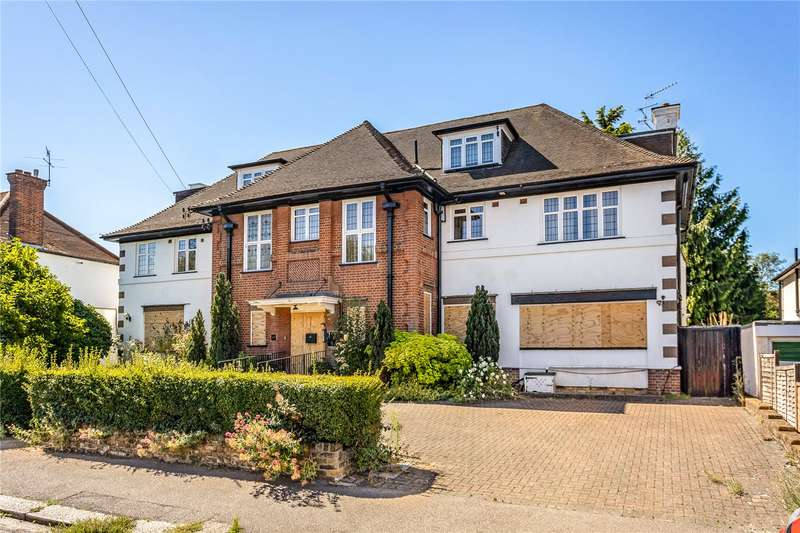 10 Bedrooms Detached House for sale in Belmont Road, Bushey, Hertfordshire, WD23