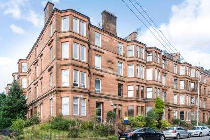 2 Bedrooms Flat for sale in Armadale Street, Dennistoun