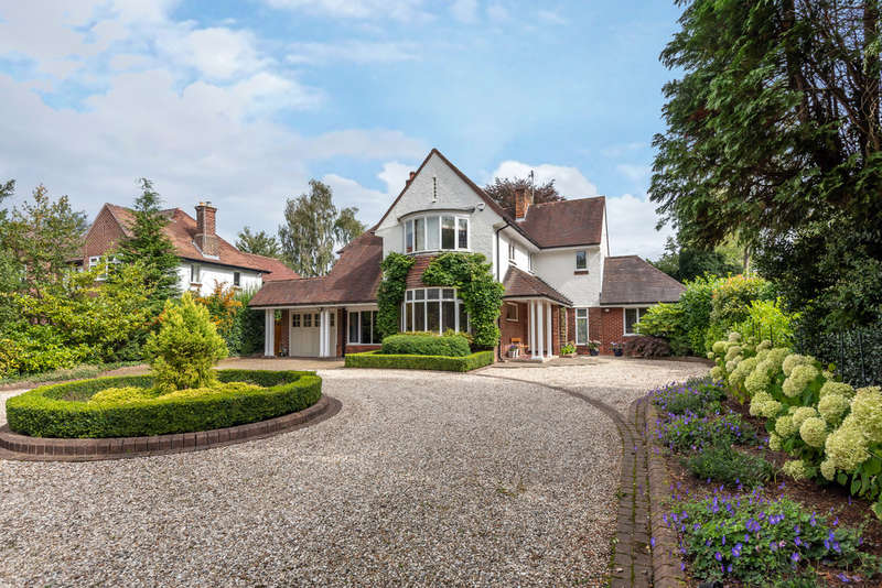 4 Bedrooms Detached House for sale in Cannock Road, Stafford