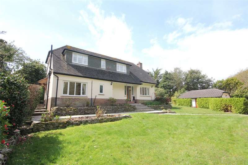 4 Bedrooms Detached House for rent in Wood Lane, Milford on Sea, Lymington, Hampshire, SO41