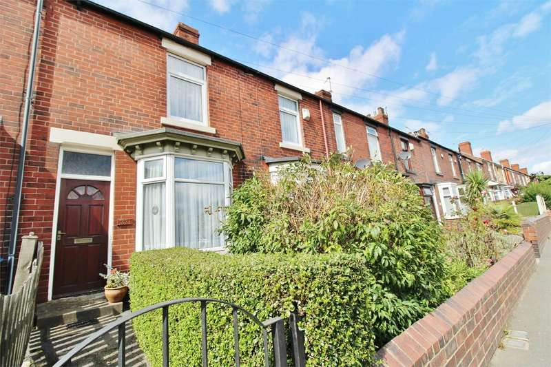 2 Bedrooms Terraced House for sale in Bellhouse Road, SHEFFIELD, South Yorkshire