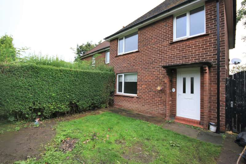 3 Bedrooms Semi Detached House for sale in St. Wilfreds Way, Standish, Wigan, WN6 0DF