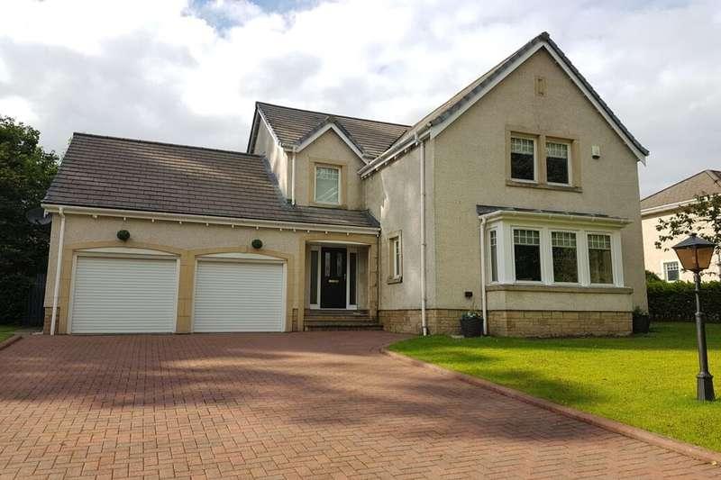 4 Bedrooms Detached House for sale in Bertram Avenue, Carnwath, Lanark, ML11