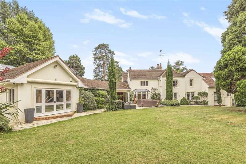 6 Bedrooms Detached House for sale in Aldenham Road, Letchmore Heath