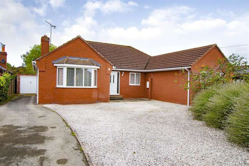 4 Bedrooms Bungalow for sale in Graizelound Fields Road, Haxey, Doncaster, DN9 2LN