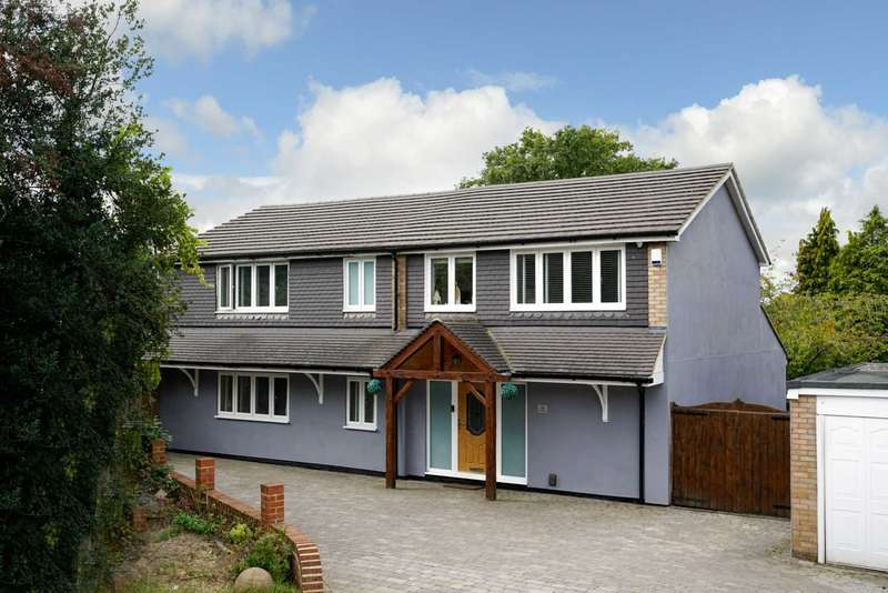 6 Bedrooms Detached House for sale in Berrymead, Hemel Hempstead