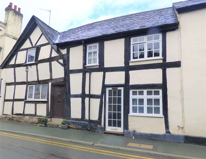 1 Bedroom Terraced House for sale in 40 Duke Street, Kington, HR5 3BL