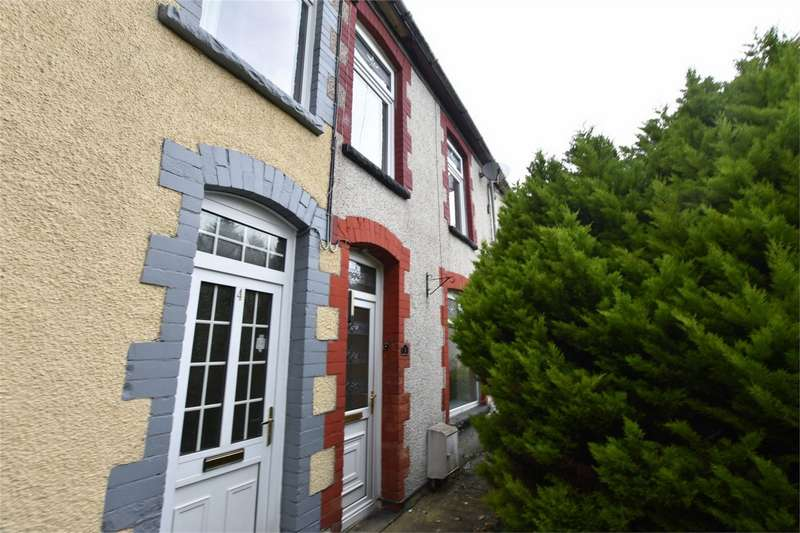3 Bedrooms Terraced House for sale in Highland Terrace, Blackwood, Caerphilly
