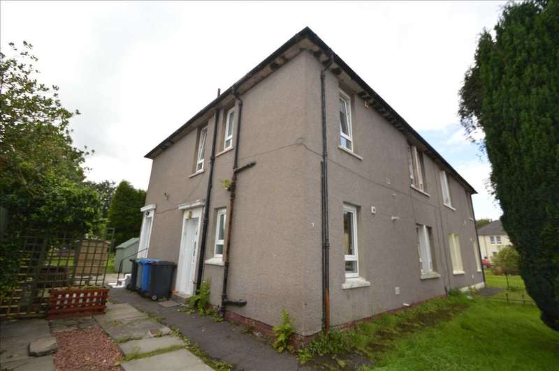 2 Bedrooms Apartment Flat for sale in Maxwell Crescent, Blantyre