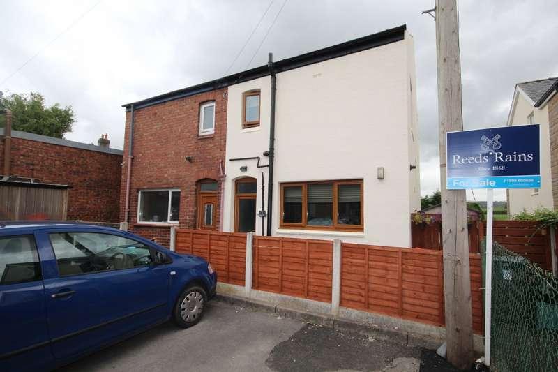 2 Bedrooms Semi Detached House for sale in Co-Op Cottage, Bridge Street, Garstang, Preston, PR3