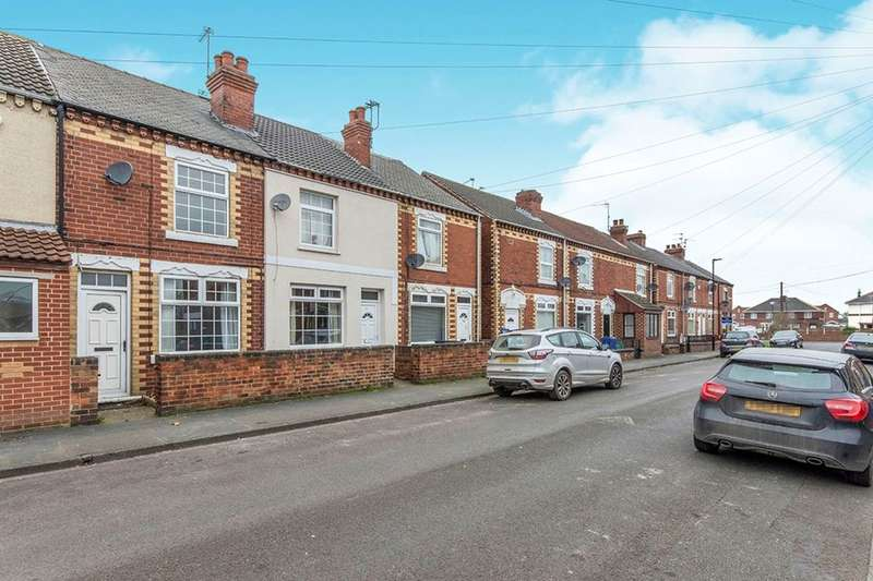 2 Bedrooms Property for rent in Sunnymede Terrace, Askern, Doncaster, DN6