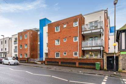 2 Bedrooms Flat for sale in 8 Palmerston Road, Southampton, Hampshire