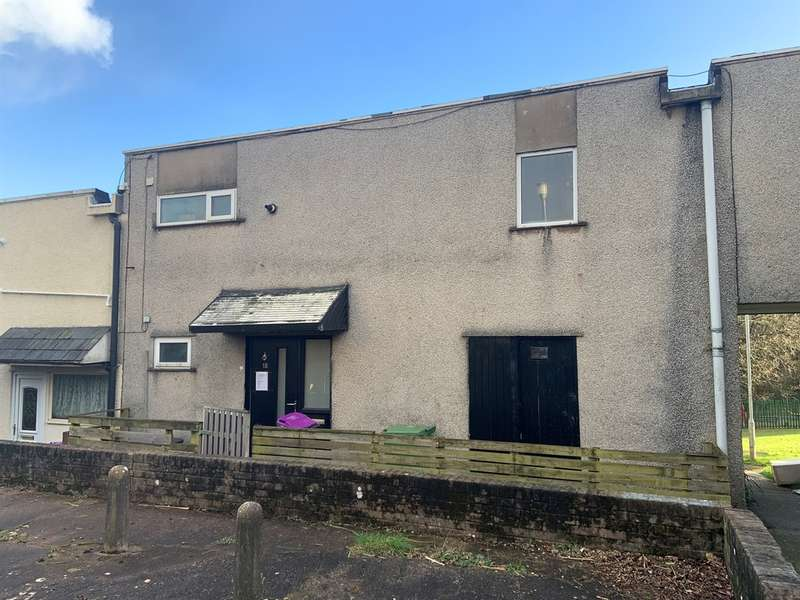 4 Bedrooms Terraced House for sale in The Twinings, Greenmeadow, Cwmbran