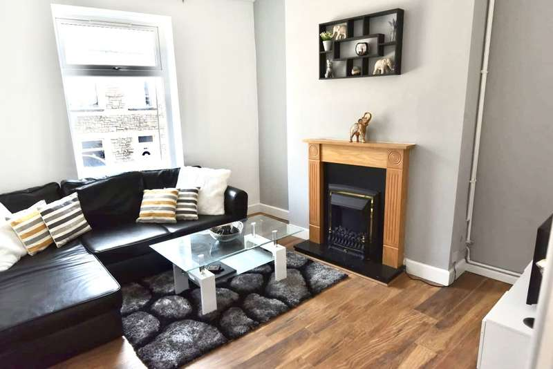 3 Bedrooms End Of Terrace House for sale in Lucas Street, Newport