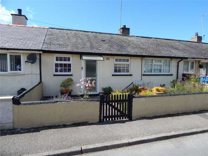 1 Bedroom Terraced Bungalow for sale in Chapel Street, Bodedern, Holyhead, LL65