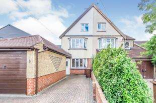 3 Bedrooms Semi Detached House for sale in Pattens Lane, Rochester, Kent, Uk