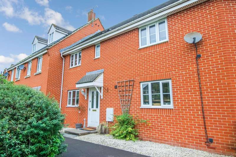 3 Bedrooms Terraced House for rent in Callington Road, North Swindon