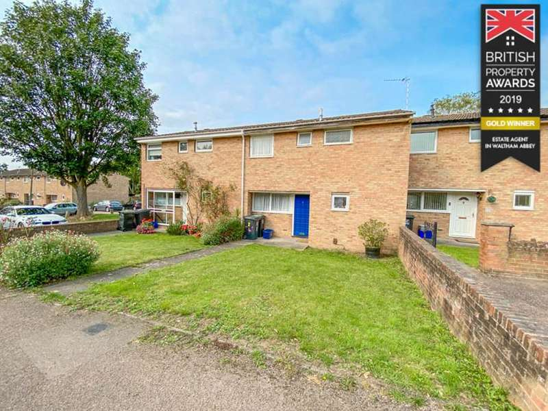 2 Bedrooms Terraced House for sale in Loughton Court, Waltham Abbey, Essex, EN9
