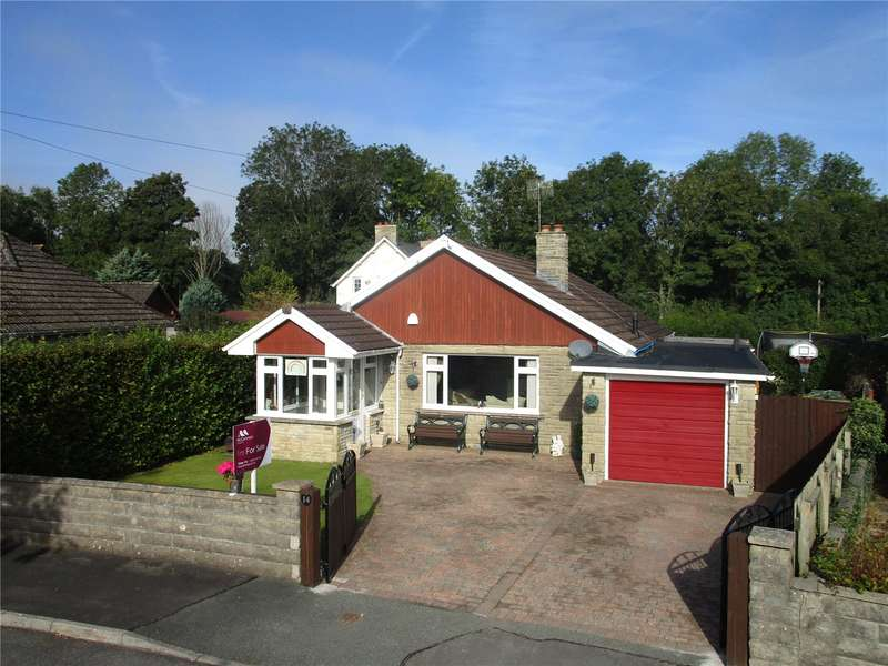 3 Bedrooms Detached Bungalow for sale in 14 Maesmawr Close, Talybont-on-Usk, Brecon, Powys, LD3 7JG