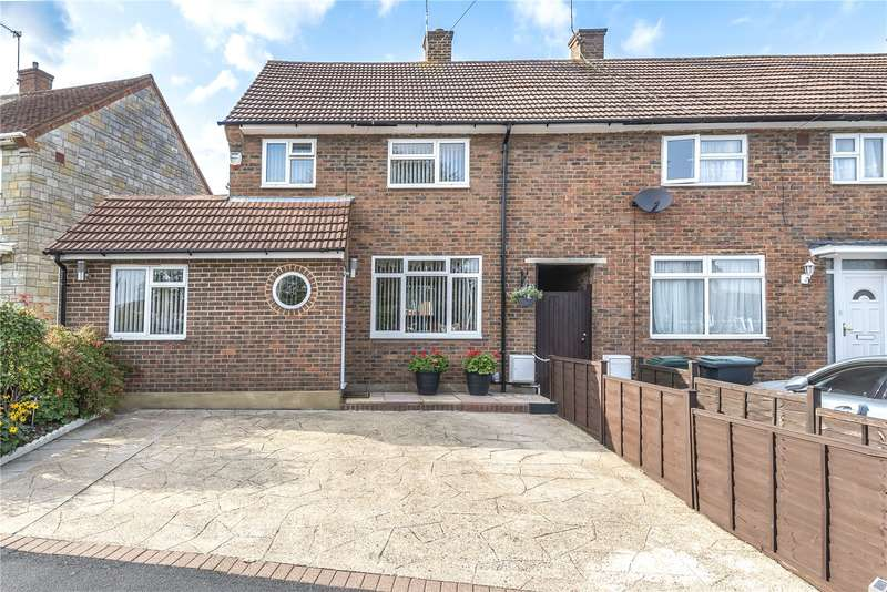 4 Bedrooms End Of Terrace House for sale in Prestwick Road, Watford, WD19