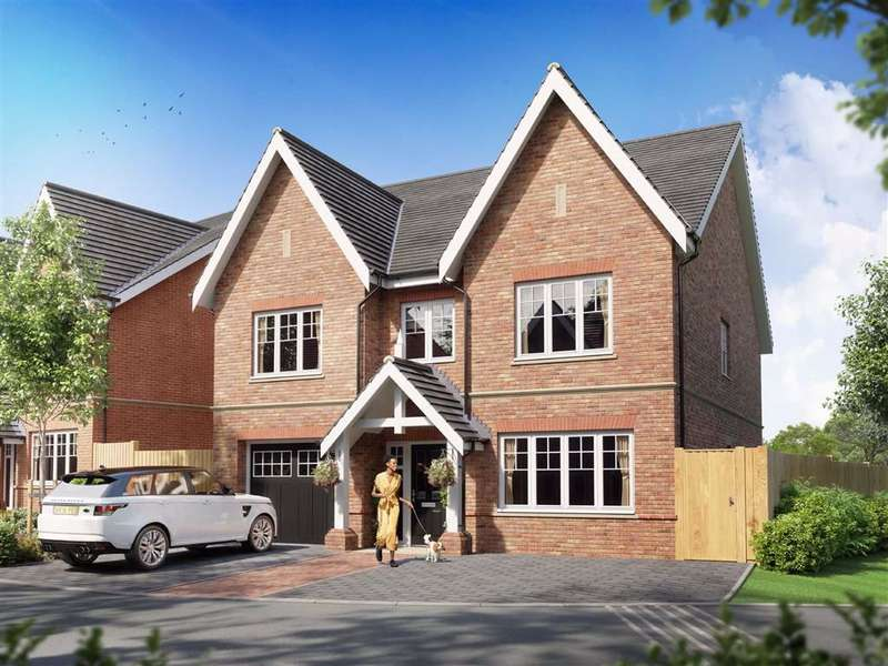 House for sale in Cuffley Hill, Goffs Oak, Hertfordshire