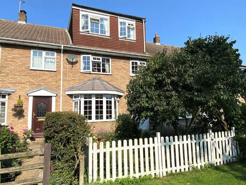 3 Bedrooms Terraced House for sale in West Lane, Great Offley, Hitchin, SG5