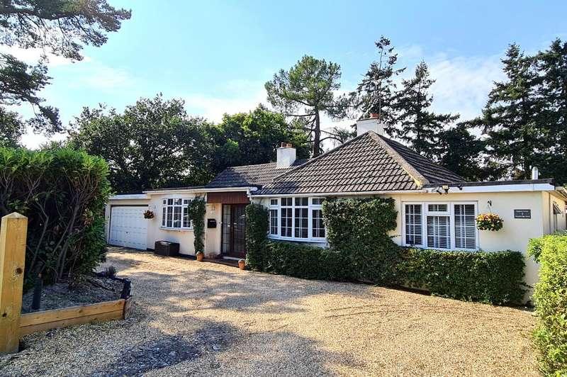 4 Bedrooms Detached Bungalow for sale in St Leonards, Ringwood, BH24 2LP