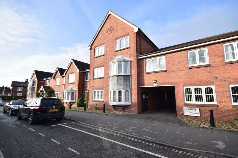 1 Bedroom Retirement Property for sale in Henry Street, Lytham , FY8