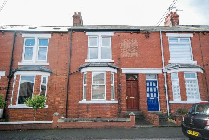 2 Bedrooms Terraced House for sale in St Marys Terrace, East Boldon