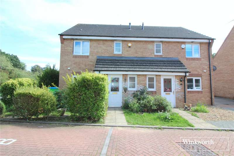 3 Bedrooms House for sale in Winthorpe Gardens, Borehamwood, Herts, WD6