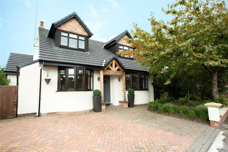 4 Bedrooms Detached House for sale in Elm Crescent, Worsley, Manchester, Greater Manchester, M28